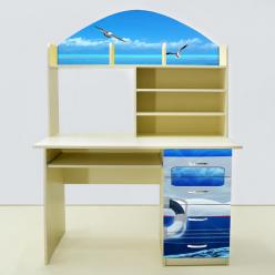 Детская мебель Катер (ВиВера мебель)