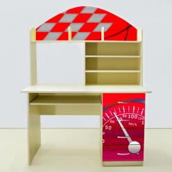 Детская мебель Молния Красная  (ВиВера мебель)