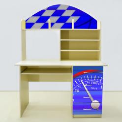 Детская мебель Молния Синяя (ВиВера мебель)