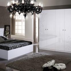 Спальня Европа-9 (white-белая) (Ярцево)