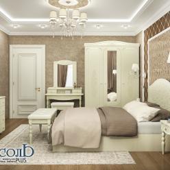 Спальня Ассоль Плюс 2 (Компасс)