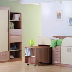 Детская комната «Престиж-3». Компоновка 2 (Кентавр 2000)