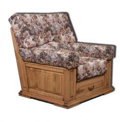Кресло Шервурд БМ-1863/1 старение ткань 1 категории  (БобруйскМебель)