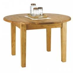 Стол круглый раздвижной 120 TAB R 120 ALL  (Волшебная сосна)