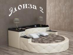 Кровать Элоиза-2 (ВМК Шале)