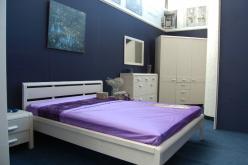 Кровать двуспальная Мадейра Д8146 (160х200)  (Диприз)