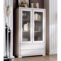 Шкаф с витриной  Мэдисон Д 1149 (Диприз)