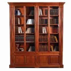Набор мебели для библиотеки ГМ 5931 Престиж-17.2 береза (ГомельДрев)