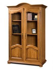 "Шкаф для книг 1240 ""Давиль"" ММ-126-16 (Молодечномебель)"