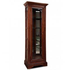 """Шкаф с витриной """"Полонез"""" ММ-174-05 левый (Молодечномебель)"""