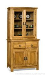 Буфет Марсель 021 дуб АВП (античный воск с патиной) (Вилейская мебельная фабрика)