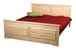 Кровать Дания-1 двуспальная (Вудсток)