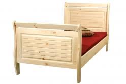 Кровать Дания односпальная (Вудсток)