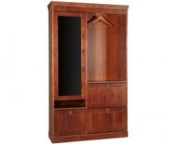 Шкаф Дания для прихожей комбинированный (Вудсток)