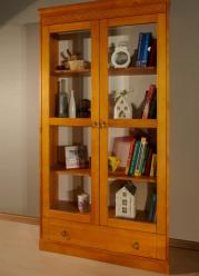 Шкаф Дания книжный (Вудсток)