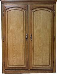 "Тумба ""Элбург"" (двери деревянные) БМ-1385 (БобруйскМебель)"