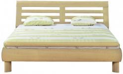 Дрим Кровать 160 б/м Клен нида (БРВ (BRW))