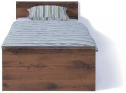 Индиана кровать дуб саттер JLOZ90 (каркас) (БРВ (BRW))