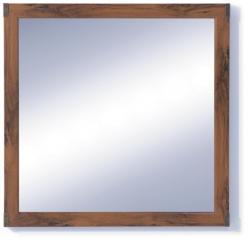 Индиана Зеркало дуб саттер JLUS80 (БРВ (BRW))