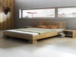 Кровать Letta Clare-Lodi (из массива бука) (Letta (Enran))