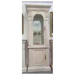 Шкаф витрина Верона-6 М (белая береза) (Минскпроектмебель)