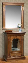 Зеркало в раме Верона-16 М (дуб) (Минскпроектмебель)