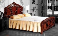 Кровать для спальни Ольга (Диа)