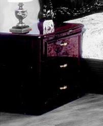 Тумба прикроватная для спальни Ольга (Диа)