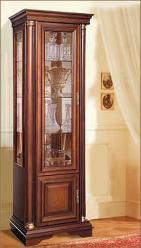 Шкаф - витрина Омега-1  (Минскпроектмебель)