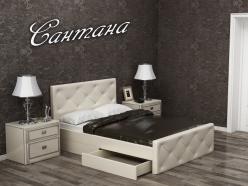 Кровать Сантана (ВМК Шале)