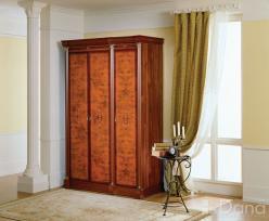 """Шкафы  для одежды серии """"Атланта"""" (с размерами и ценами) (Дана)"""