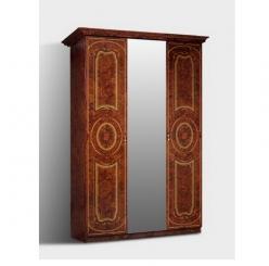 """""""Спальня Карина-5"""" Шкаф 3-дверный с зеркалом К5Ш1/3 (Ярцево)"""