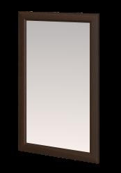 """17 """"Ирис"""" Зеркало настенное в рамке (Арника)"""