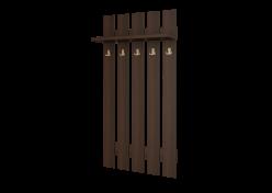 «Ирис» 33 Вешалка настенная (Арника)
