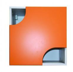 CHEESE шкаф настенный SFW 5/5 L (БРВ (BRW))