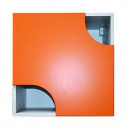 CHEESE шкаф настенный SFW 5/5 P (БРВ (BRW))