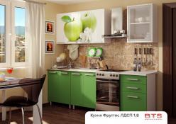 "Кухня 1,8 м ""Фруттис"" (БТС)"