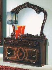 Комод и Зеркало для спальни Роза (Диа)