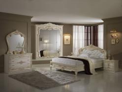Спальня Диана с 4-дверным шкафом (Диа)