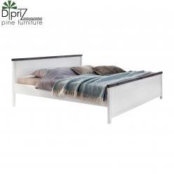 Кровать двойная Малибу Д 7112-4 (Диприз)
