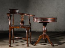 Стол с креслами BF-20079 (комплект) (Mobilier de Maison)
