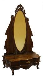 Консоль с зеркалом h185 L110 w50см (Этно Галерея)