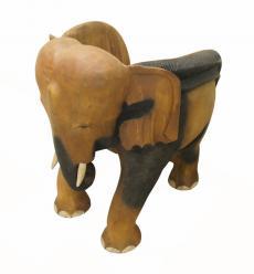 """Кресло """"Слон"""" 17-19-3200 (Этно Галерея)"""