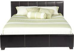 Кровать синяя h99 L236 w170см (Этно Галерея)