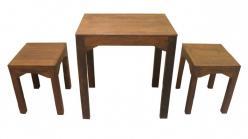 Набор из стола и 2-х табуретов (Этно Галерея)