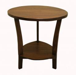 Стол круглый h73 d70см (Этно Галерея)