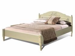 «Фиерта 3» Кровать двуспальная (180х200) с низкой спинкой (Фандок)