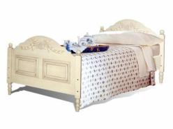 «Фиерта 5» Кровать односпальная спальная (90х200) в детскую (Фандок)