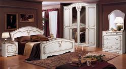 """Комплект мебели """"Валерия 4"""" (жемчуг) (Форест Деко Групп)"""