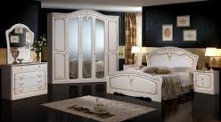 """Комплект мебели """"Валерия 5"""" (жемчуг) (Форест Деко Групп)"""